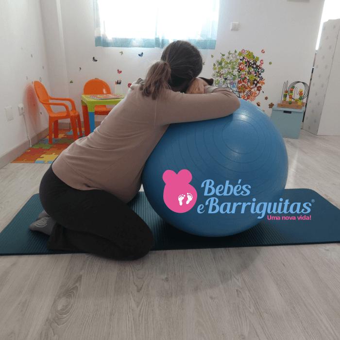 alivio da dor no trabalho de parto