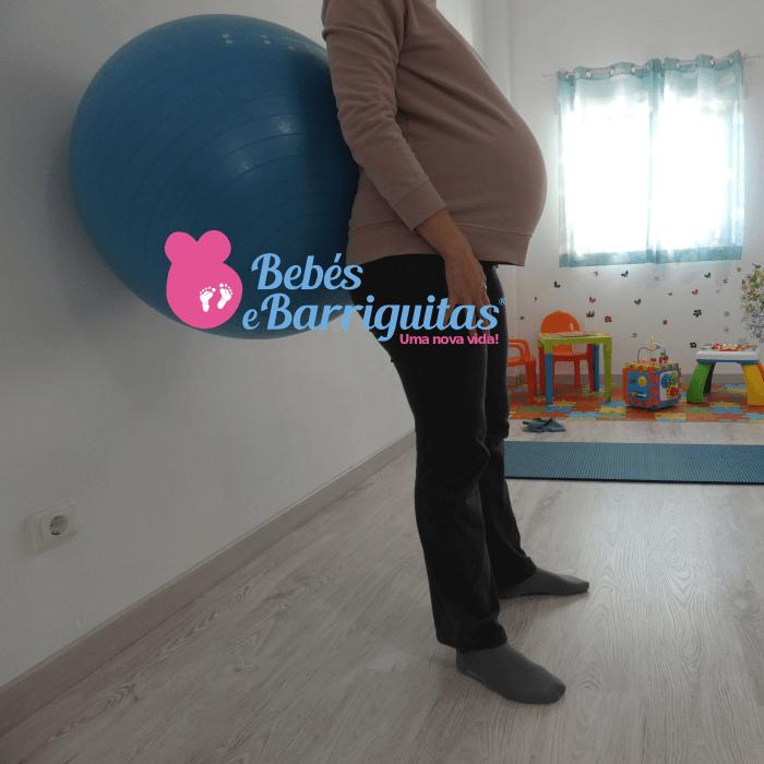 exercícios de preparação para o nascimento