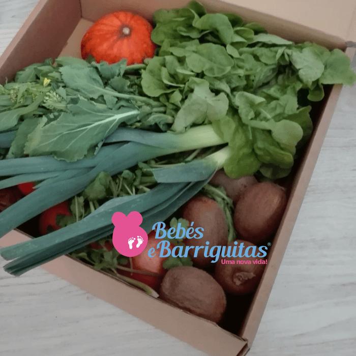 diversificação alimentar